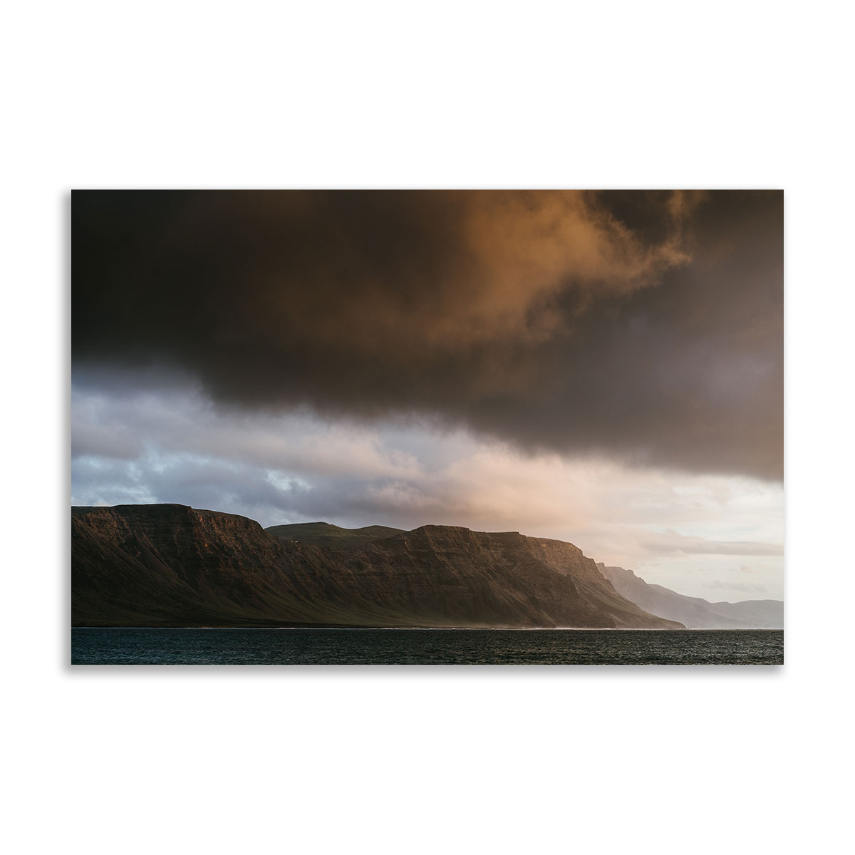 Wandbild Lanzarote
