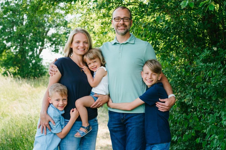 natürliche familienfotos rauenberg