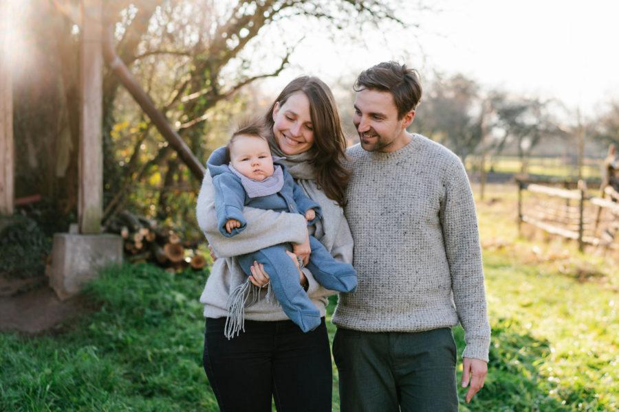 familienbilder in der Natur bei wiesloch
